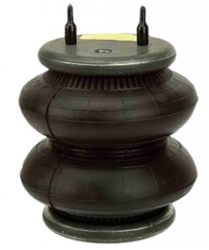 "Firestone 224C 2600lbs 3/8"" Single Port Air Bag, Air Spring W21-760-6872"