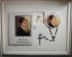 Boys First Communion 5 pc gift set - ACC-GIFT023