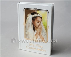 Girls First Communion prayer book - ACC-GIFT030