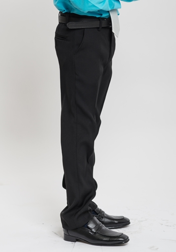 Boys black formal trousers– Style B-Angelo