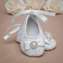 Lovely lace baby shoes – B-SHOES-031