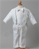 Boys Baptism set Christening Outfit