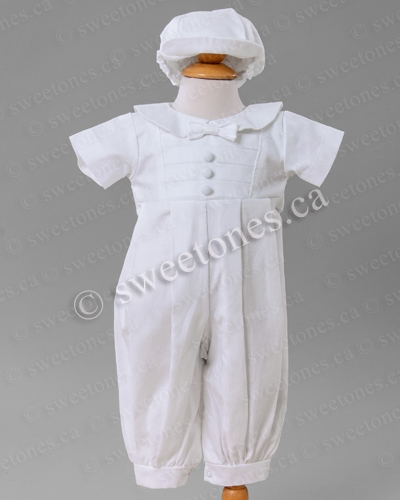 Boys Christening outfit, Christening gowns, Baptism romper, Baptism ...