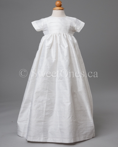 621c6fd670c4 Boy and Girl Silk Christening outfit, Christening Silk gowns, Boy ...