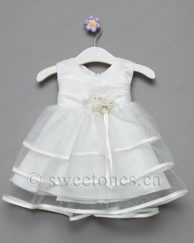 Baby flower girl dress baby girl dresses and shoes infant girl alternative views mightylinksfo