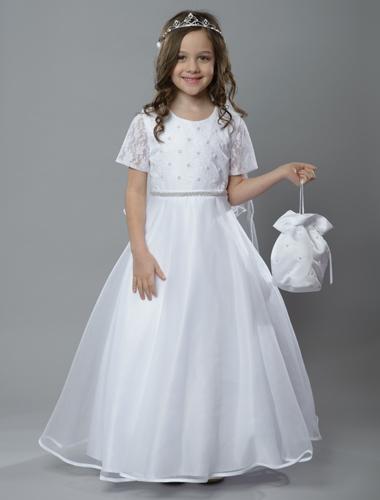 Flower Girls Dresses   Infant and Toddler Dresses   First Communion ...