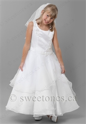 White Communion dresses