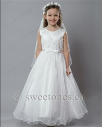 Lace tulle princess dress – Style FC-Nora