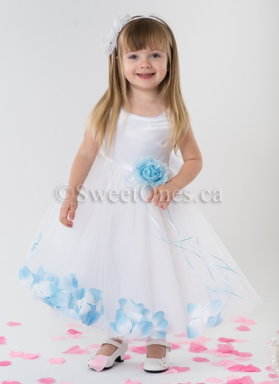4023ec60f5f Custom Flower Girls Dresses