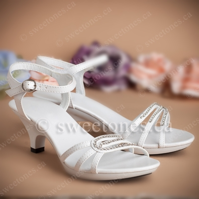 Flower Girl Shoes Pageant Girl Shoes First Communion Shoes Formal
