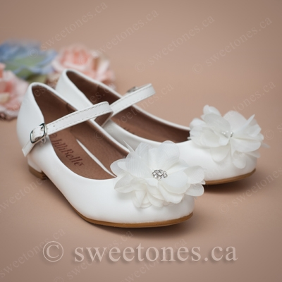 Flower girl shoes first communion shoes children formal wear shoes mary jane flower shoe mightylinksfo