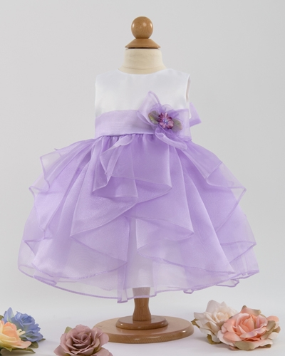 Purple Baby Girl Dresses Baby Dress Shoes Infant Baby Dress
