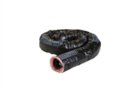 "AC01350 6"" X 25' INSULATED FLEX PIPE FOR FORCED AIR DISTRIBUTION KIT"