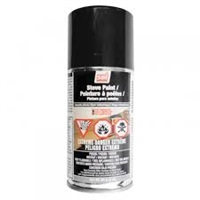 AC05963 METALLIC BLACK STOVE PAINT