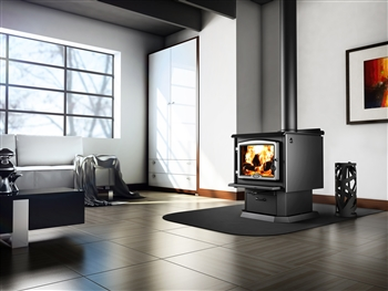 Osburn 2300 wood stove. The Osburn 2300 part number ob02302