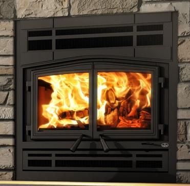 Osburn Stratford Fireplace Prairie Faceplate OB04002