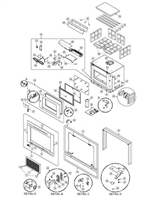 Osburn Matrix Insert Parts Diagram