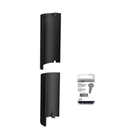 SP00390 HEAT SHIELD KIT FOR 6'' TO THE CEILING BLACK PIPE KIT