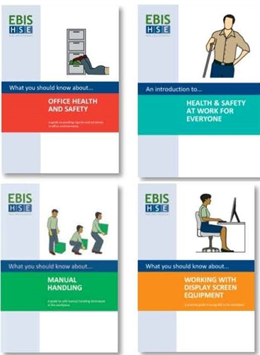 Office Based Staff - Safety Induction Pack