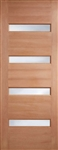 Balhan Glazed Hardwood Door