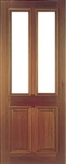 Derby Hardwood Exterior Door