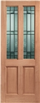 Derby Elegant Hardwood Door