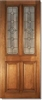 Derby Leaded Hardwood Door