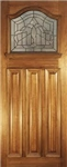 Estate Crown Hardwood Exterior Door
