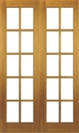 GTP Hardwood Exterior French Doors