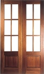 Hampstead Hardwood Exterior French Doors