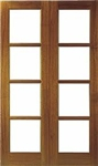 Pattern 70 Hardwood Exterior French Doors