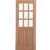 Georgia Hardwood Exterior Door