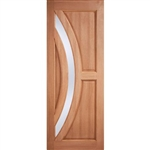 Harrow Hardwood Door