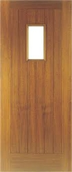 Hillingdon Hardwood Exterior Door