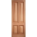 Islington Hardwood Door