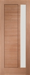 Modena Glazed Hardwood Exterior Door