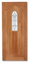 Westminster Hardwood Door