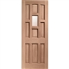 York Hardwood Exterior Door