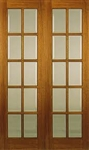 GTP Hardwood Interior French Doors