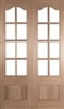 IFG50 Hardwood Interior French Doors
