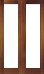 Pattern 20 Hardwood Interior French Doors