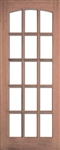 Imperial Hardwood Interior Door