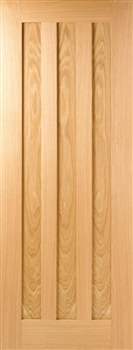 Idaho Oak Fire Door