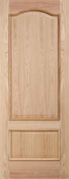 Kent 2P Oak Fire Door