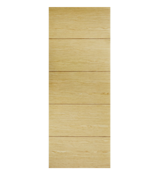Lille Oak Interior Door