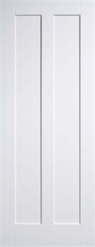 Maine  Solid White Interior Door
