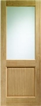 2XG Oak Exterior Door