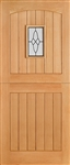 Cottage Stable 1L Oak Exterior Door