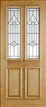 Derby Chameleon Oak Exterior Door