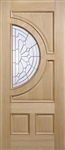 Empress Oak Exterior Door